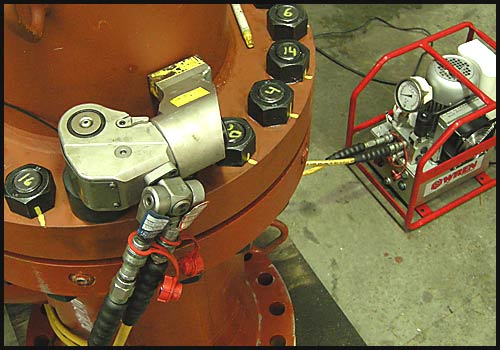 Hydraulic & Pneumatic Torque Wrench Application Videos ...
